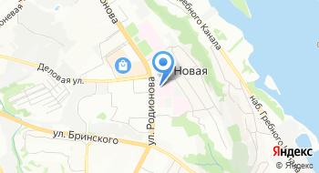 Нижегородский областной центр крови имени Н.Я. Климовой на карте
