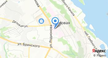 Нижегородский Областной центр Крови им. Н. Я. Климовой на карте