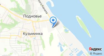 Русский бизнес Концерн Рубикон на карте