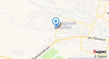 Калмыцкая навигационная компания на карте