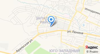 Центр Хозяйственного и Сервисного Обеспечения Министерства Внутренних Дел по Республике Калмыкия на карте