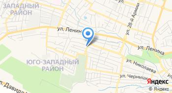 Собор Иконы Божией Матери Казанская в Элисте на карте