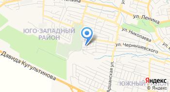 Федерация парашютного спорта Калмыкии на карте