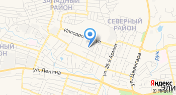 Калмыцкий государственный колледж нефти и газа на карте