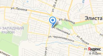 МБОУ Русская национальная гимназия им. преподобного С. Радонежского на карте