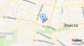 Охрана МВД РФ по РК Филиал ФГУП на карте
