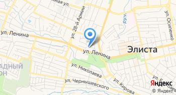 ДЮСШ, Боу ДОД на карте