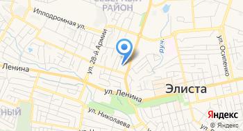 Торговый дом Электромаркет-Элиста на карте