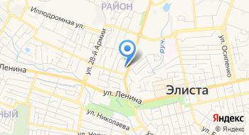 Государственный музей изобразительных искусств Республики Калмыкия на карте