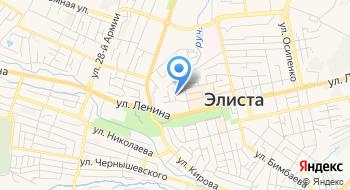 Фирма Гиппократ ТОО на карте