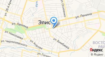 Управление МВД России по г. Элисте на карте