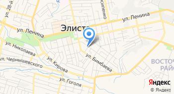 РЭУ им. Г. В. Плеханова, филиал на карте