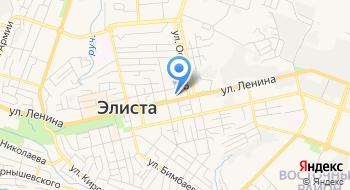 Калмыцкая Национальная Гимназия Имени Кичикова Анатолия Шалхаковича на карте