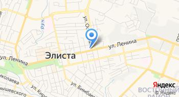 ФГКУ ОВО МВД по Республике Калмыкия на карте