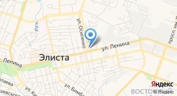 Газпром газораспределение Элиста, Магазин на карте