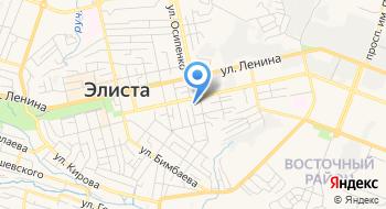 Экспертно-Криминалистический центр МВД по РК на карте