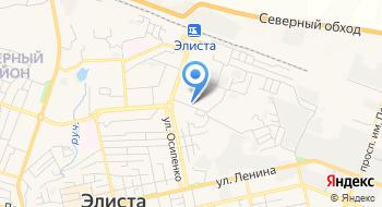 НПО Электро на карте