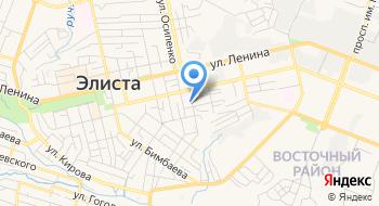 Медико-санитарная Часть Министерства Внутренних Дел Российской Федерации по Республике Калмыкия на карте