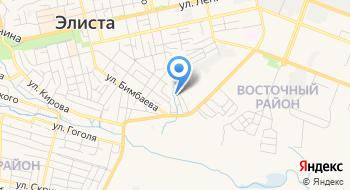 Шамаев В. Е., ИП на карте
