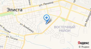 Средняя Общеобразовательная школа № 20 на карте