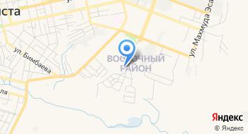 Бюджетное учреждение дополнительного образования Республики Калмыкия Республиканский центр детского творчества на карте