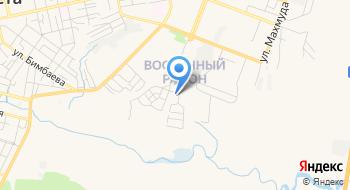 Церковь Георгия Победоносца в Элисте на карте