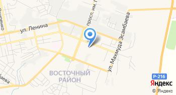 Средняя Общеобразовательная школа № 18 Имени Б. Б. Городовикова на карте