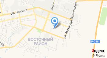 Библиотека им. А. Г. Балакаева, филиал, Мкук на карте