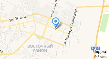 Сервис-центр на карте