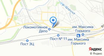 Промсервис на карте
