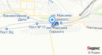 ЗСМ на карте
