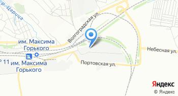 Торговый дом Волгоградский металл на карте