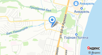 Фитнес клуб Санаторный на карте