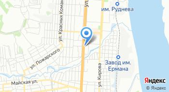 Радиотовар. РФ на карте