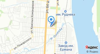 Рустерс на карте