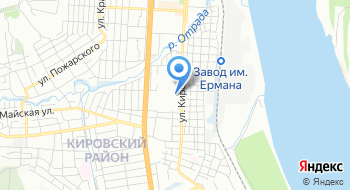 Волгоградский городской архив на карте