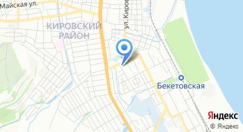 УФМС, отдел в Кировском районе на карте