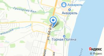 Парк развлечений Воинград на карте