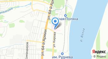 Фгбуз Волгоградский медицинский клинический центр на карте