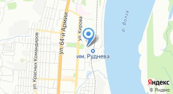 Мастерская Царицын на карте