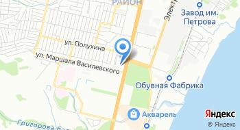Детская поликлиника №31 на карте