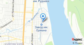 Стик-Сервис на карте