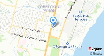 Гидравлика-Волгоград на карте