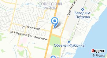 Филиал ФБУ Росслесзащита Центр защиты леса Волгоградской области на карте