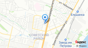 Психолог-консультант Софин Дмитрий Анатольевич на карте