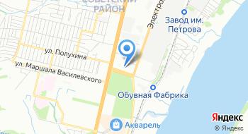 Abraflex на карте