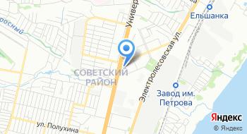 Газпром колледж Волгоград на карте