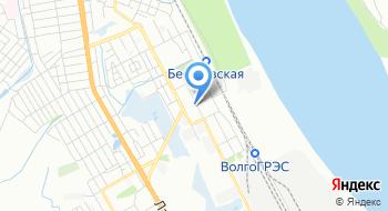 Отдел военного комиссариата по Советскому, Ворошиловскому и Кировскому районам г. Волгоград на карте