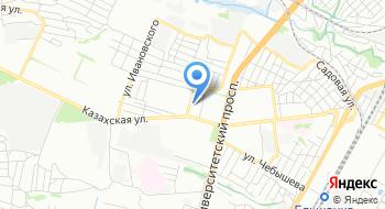 ФГБУ Центр агрохимической службы Волгоградский на карте