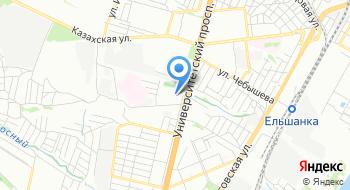 ГКОУ Волгоградский лицей-интернат Лидер на карте